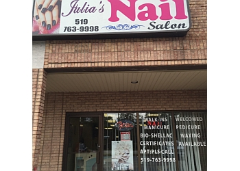 Guelph nail salon Julia's nail salon