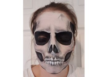 Edmonton face painting Julie's Face Painting