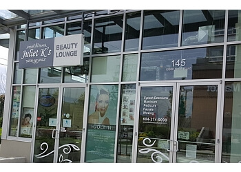 Richmond spa Juliet K's Be Auty Lounge