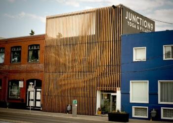 Calgary yoga studio Junction 9 Yoga & Pilates