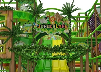 Vaughan amusement park Jungle Land