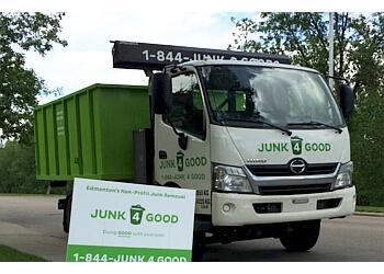 Edmonton junk removal Junk 4 Good