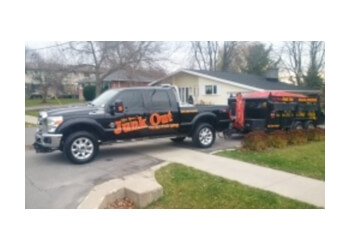 Kingston junk removal Junk Out