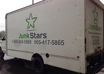 Vaughan junk removal Junk Stars
