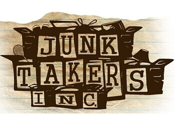 Huntsville junk removal Junk Takers Inc.