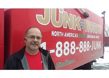 Hamilton junk removal Junk Works