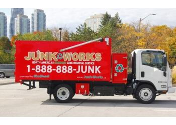 Mississauga junk removal Junk Works