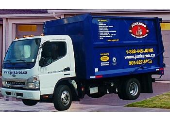 Oakville junk removal Junkaroo