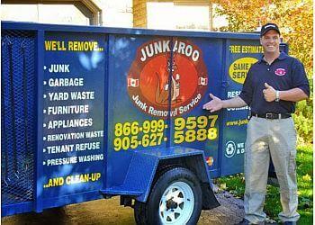 Hamilton junk removal Junkaroo Junk Removal