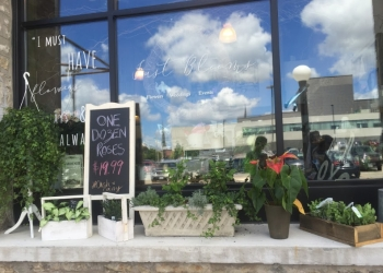 Cambridge florist Just Blooms