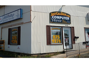 Moncton computer repair JustCallDave