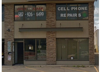 Edmonton cell phone repair Just In Case