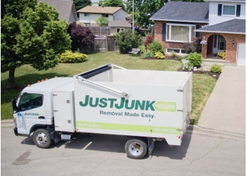 Mississauga junk removal Just Junk