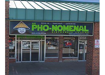 Newmarket vietnamese restaurant Just Pho-Nomenal Vietnamese Cuisine