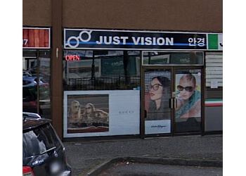Coquitlam optician Just Vision Optical