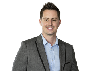 Moncton real estate agent Justin Mattatall