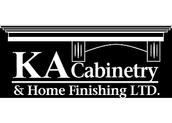 Medicine Hat custom cabinet KA Cabinetry & Home Finishing Ltd.