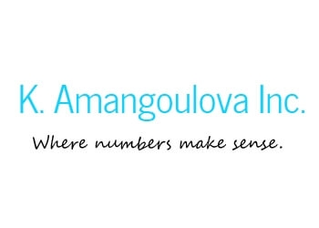 Langley accounting firm K. Amangoulova Inc.