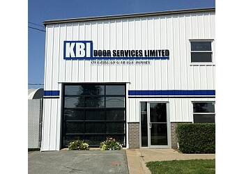 Halifax garage door repair KBI DOOR SERVICES LTD.