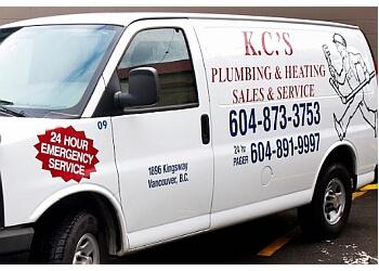 K.C.'s Plumbing & Heating Ltd