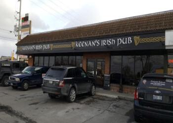 Brampton pub KEENAN'S IRISH PUB
