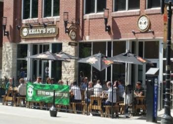 Edmonton pub KELLY'S PUB