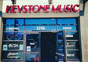 Kelowna music school KEYSTONE MUSIC