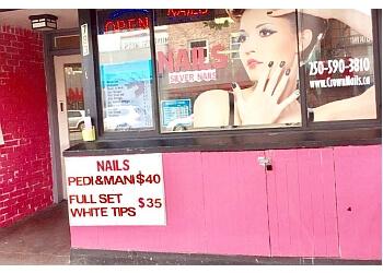 Victoria nail salon KH Silver Nails