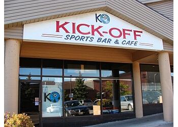Waterloo sports bar KICK-OFF SPORTS BAR & CAFE