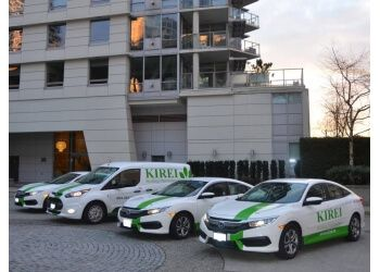 Vancouver commercial cleaning service KIREI CLEANING SERVICES