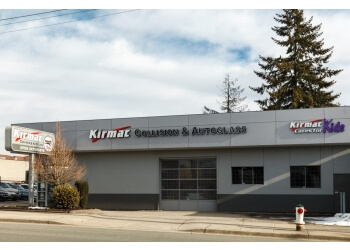 Burnaby auto body shop KIRMAC Automotive Collision Systems Inc.