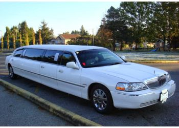 Richmond limo service KJ Limousine Services Inc.