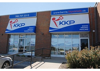 Barrie printer KKP SERVICES