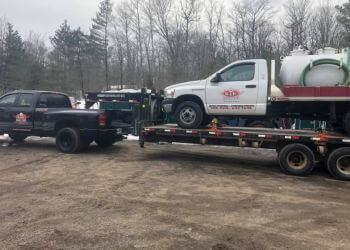 Huntsville septic tank service K&K Sanitation