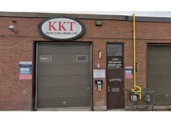 Markham auto body shop KKT Auto Collision Ltd.