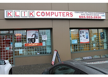 Surrey computer repair KLIK Computers