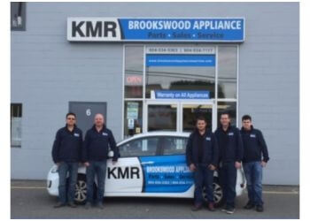 Langley appliance repair service KMR Brookswood Appliance