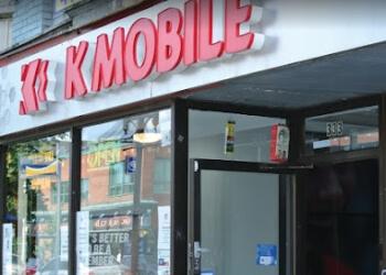 Ajax cell phone repair K-Mobile