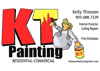 St Catharines painter K T Painting
