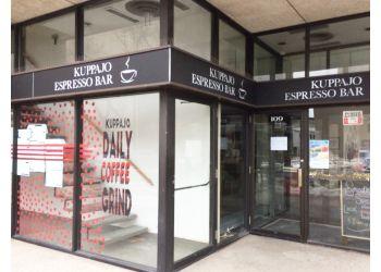 Sudbury cafe KUPPAJO ESPRESSO BAR
