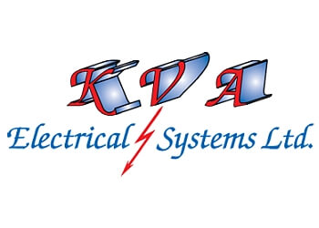 Vaughan electrician KVA Electrical Systems, Ltd.