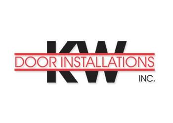 Kitchener garage door repair K-W Door Installations Inc