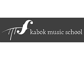 New Westminster music school Kabok Music School