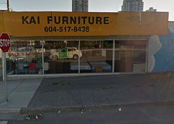 Burnaby furniture store Kai Furniture