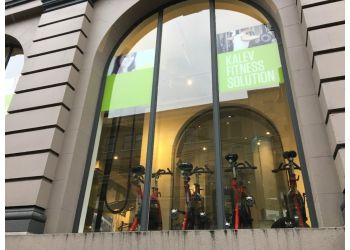 Vancouver gym Kalev Fitness Solution