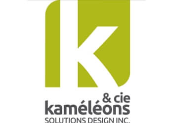 Gatineau advertising agency Kaméléons & Cie Solutions Design