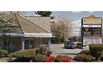 Kamcraft Kitchen Cabinets Ltd Surrey Bc