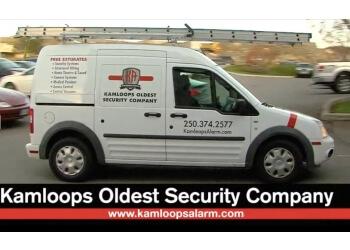 Kamloops security system Kamloops Alarm and Electric Ltd.