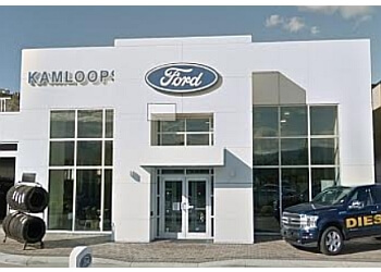 Kamloops car dealership Kamloops Ford Lincoln Ltd.