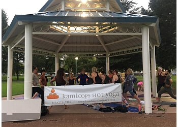 Kamloops yoga studio Kamloops Hot Yoga